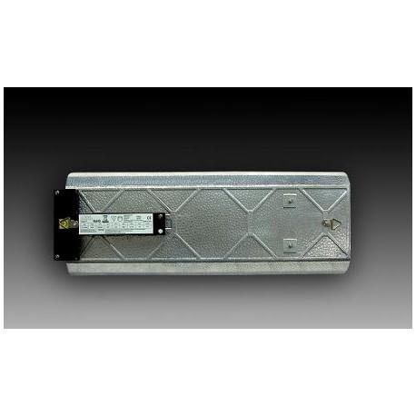 CFL Digitale Armatur 2x 75W ohne Leuchtmittel
