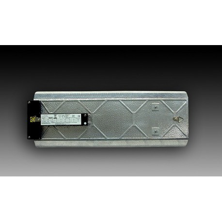CFL Digitale Armatur 2x 55W - BLÜTEarmatur