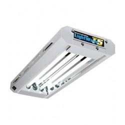 Lightwave T5 22- HO 48W Stecklingsarmatur