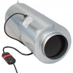 CAN MAX-Fan ISO Rohrventilator 870 m³/h 200 mm Rohrlüfter