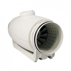 Schallgedämmter Rohrventilator TD-800/200 Silent Rohrlüfter