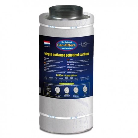Aktivkohlefilter CAN-Original 366BFT - 700m³/h 200mm