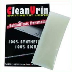 CleanUrin 25 ml