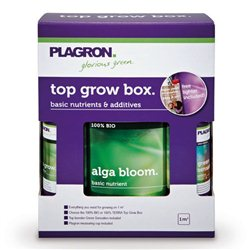 Plagron Top Grow Box Bio Düngerset