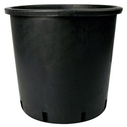 runder Topf ø 30 cm Höhe 30 cm 18,5 Liter