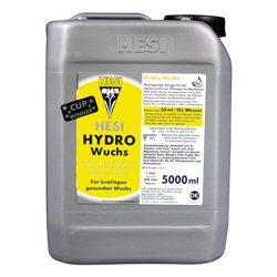 HESI Hydro Wuchs 5,0L Wuchsdünger