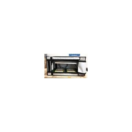 Homebox Mini Anzucht Komplettset 2x55 Watt CFL T-Neon