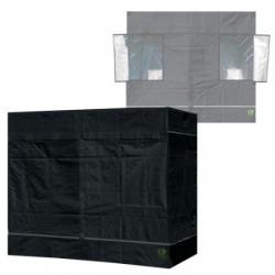 HomeLab 120 L aufgebaut 240 x 120 x 200 cm Growbox von Eastside Impex