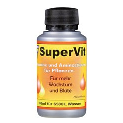 HESI Super Vit 100ml Vitalstoffkonzentrat Booster Vitalstoffe Blüte Wuchs