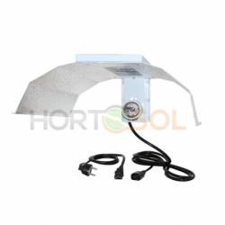 Hortosol Hammerschlagreflektor für HPS MH und ESL