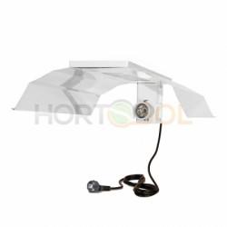 Hortosol Hochglanzreflektor 50x43 cm für E40 ESL