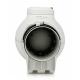 Schallgedämmter Rohrventilator TD-250/100 Silent Rohrlüfter