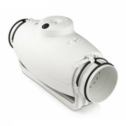 Schallgedämmter Rohrventilator TD-350/125 Silent Rohrlüfter