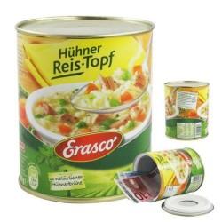 Erasco Hühner Reistopf
