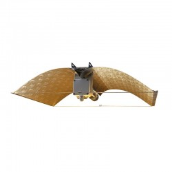 Prima Klima AZERWING V Pro S Reflektor Medium 95% incl. Leuchtmittel