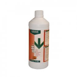 CANNA pH- Wuchs 3 % 1 L Senker Dünger NPK Korrektor Grow