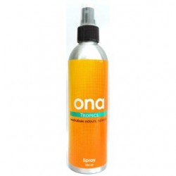 ONA SPRAY Tropics Limited Edition für schnelle Geruchsbeseitigung 0,25 L