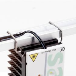 SANlight Klemmbügel für Aluminiumschiene