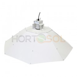 HORTOSOL Hochglanz Parabol Reflektor E40