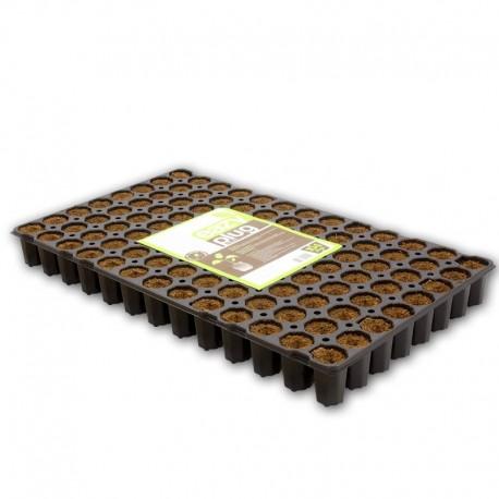 Eazy Plug® Anzuchtwürfel 52 x 31 x 3 cm Tablett á 104 Stk. klein rund