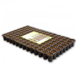 Eazy Plug® Anzuchtwürfel 52 x 31 x 3 cm Tablett á 104 Stk. groß rund