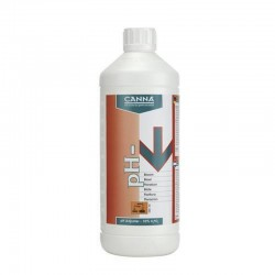 CANNA pH- Blüte PRO 59 % 1 L Senker Dünger NPK Korrektor Grow
