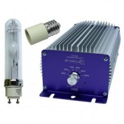 Lumatek 315 Watt CMH Vorschaltgerät dimmbar mit 3100K Leuchtmittel