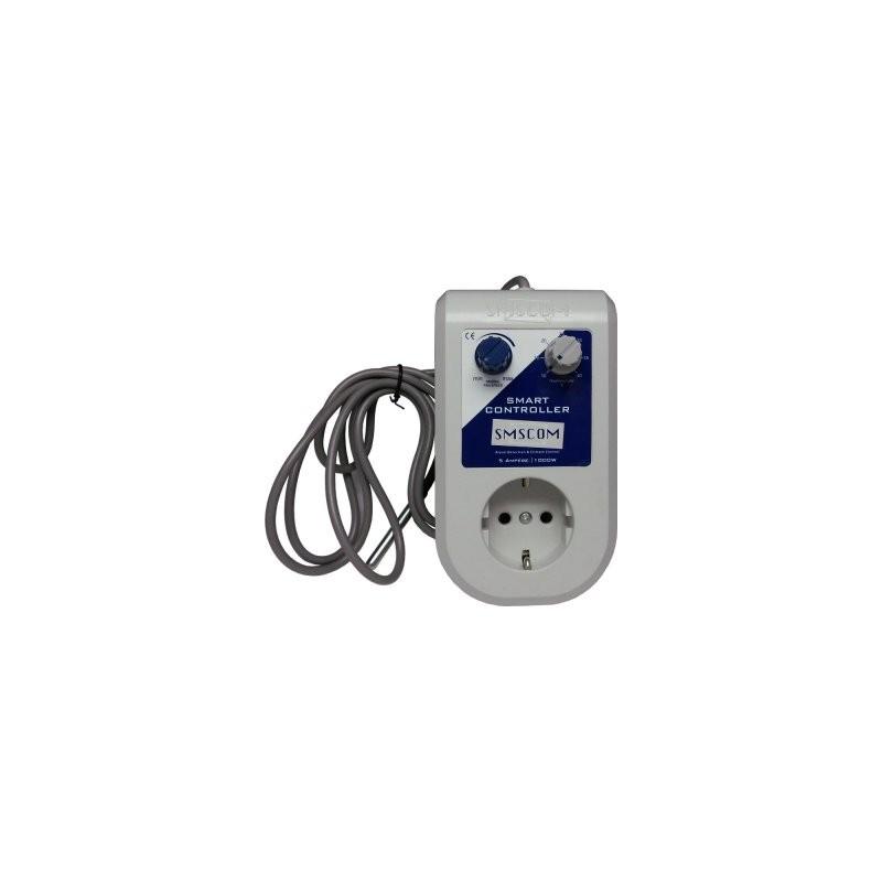 SMSCOM Smart Controller MK2 Temperaturfühler Drehzahlregler Grow Smartcontroler.