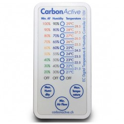 Carbon Active EC Digital 4 in 1 Controller