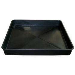 Garland Pflanzschale schwarz 60 x 60 x 7cm