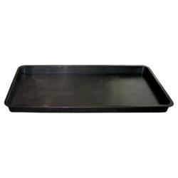 Garland Pflanzschale schwarz 79 x 40 x 4cm