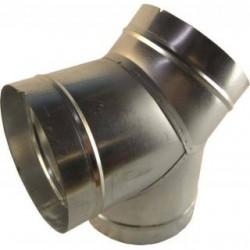 Y-Stück Metall Ø160mm