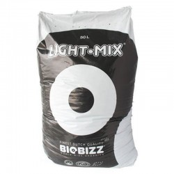 BioBizz LIGHT-MIX 20L mit Perlite
