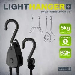 Garden Highpro Lighthanger bis 5kg Lampenaufhängung & Lüfteraufhängung