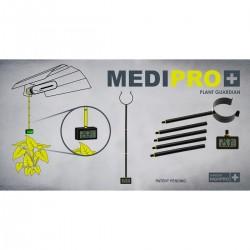 Garden Highpro Medipro Hygro Thermo Messstab 50cm Länge inkl. Hygro-Thermometer