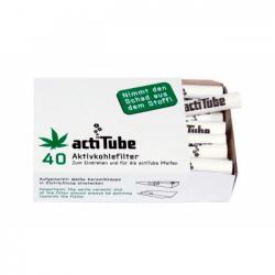 actiTube Aktivkohlefilter 40 Stk.