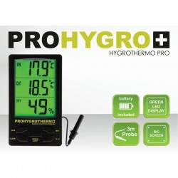 Garden Highpro Hygrothermo Pro Thermo-/ Hygrometer