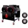 CenturionPro Gladiator Electropolished Wet / Dry, Erntemaschine, für feuchte und trockene Ernte