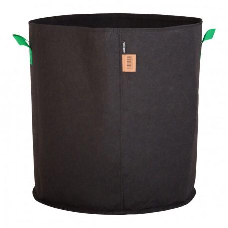 HORTOSOL 100L Pflanzsack schwarz/grün - Ø50x52cm