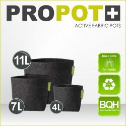 Garden Highpro Propot 4L, ohne Griffe 15x15x20cm