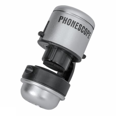 Mikroskop für Smartphone 30-fache Vergrößerung