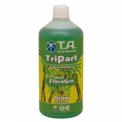 T.A. TriPart Grow GHE FloraGro 1 Liter für perfektes Wachstum Wuchsdünger
