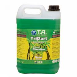 T.A. TriPart Grow GHE FloraGro 10 Liter für perfektes Wachstum Wuchsdünger