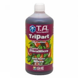 T.A. TriPart Micro GHE FloraMicro 1 L Spuren- u. Mikroelemente (weiches Wasser)