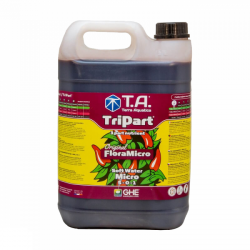 T.A. TriPart Micro GHE FloraMicro 5 L Spuren- u. Mikroelemente (weiches Wasser)