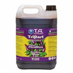 T.A. TriPart Micro GHE FloraMicro 5 L Spuren- u. Mikroelemente (hartes Wasser)