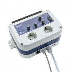 SMSCOM SPC 8A Mk2 Klimaregler mit Phasenanschnittsteuerung