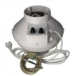 Taifun Temp/Speed Controlled Radialventilator 150/160mm 460m³/h