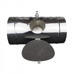 ONA Air Filter 125mm Anschluss