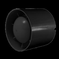 RAM Inline-Abluftventilator 378 m³ / h 125 mm inclusive Netzstecker